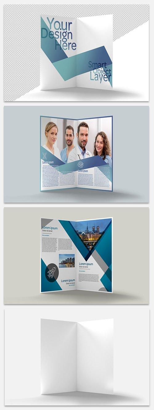 Brochure Mockup 252112144 PSDT