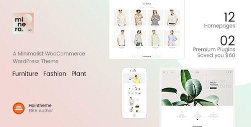 ThemeForest - Minera v2.7 - Minimalist WooCommerce WordPress Theme - 20823717