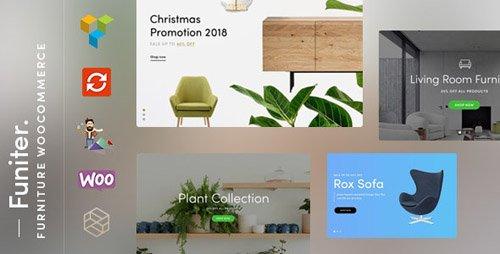 ThemeForest - Funiter v1.2.4 - Elegant furniture shop for WooCommerce - 23005729