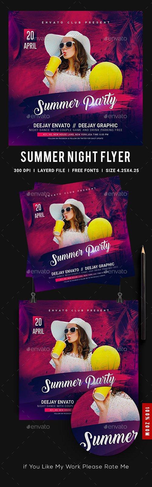 Summer Flyer 23973374