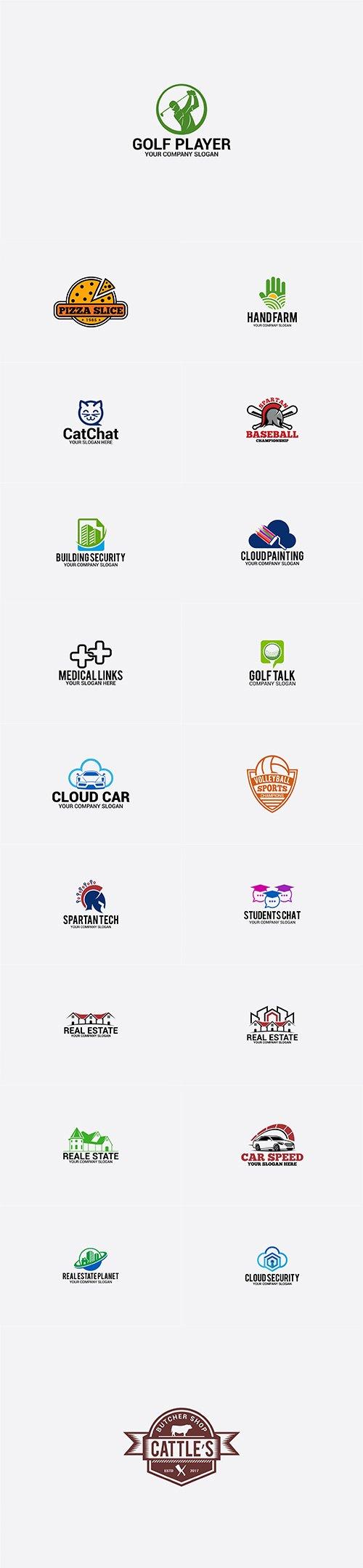 Mix Logo Bundle Vol.7