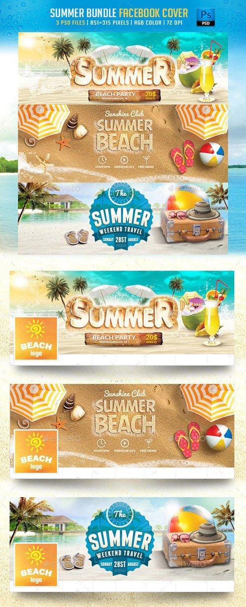 Summer Bundle Facebook Cover 11858610