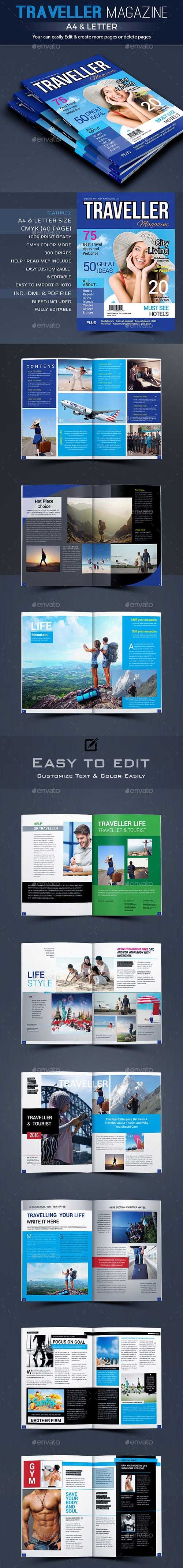 Travel Magazine 23794961