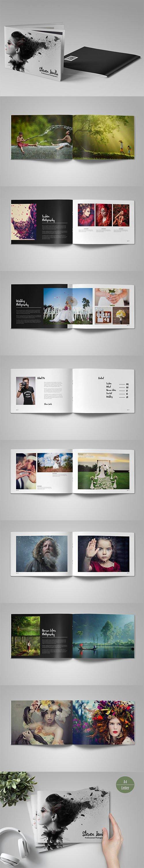Photography Indesign Porfolio