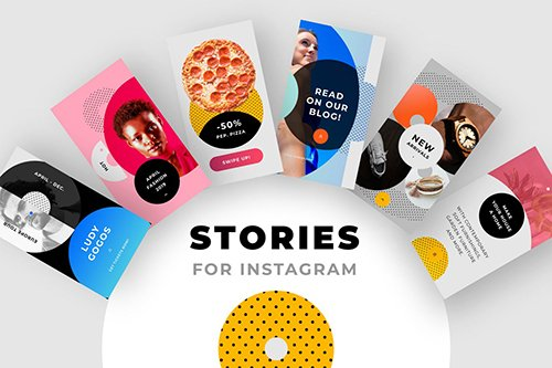 Instagram Stories Pack no.1