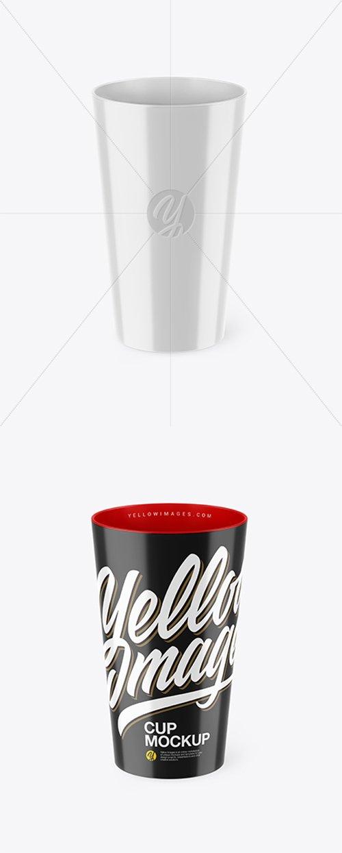 Glossy Cup Mockup 38314 TIF