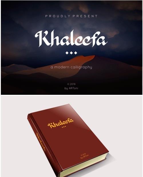 Khaleefa Font