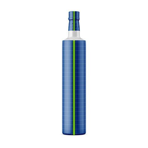 Glossy Olive Oil Bottle 36795 TIF