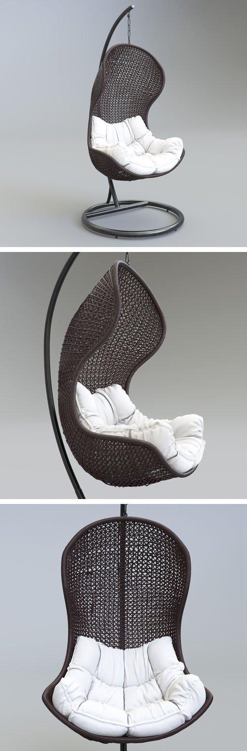 Parlay Chair 3D Model