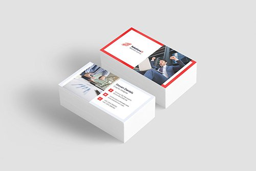 Business PSD Card – IT Solutions