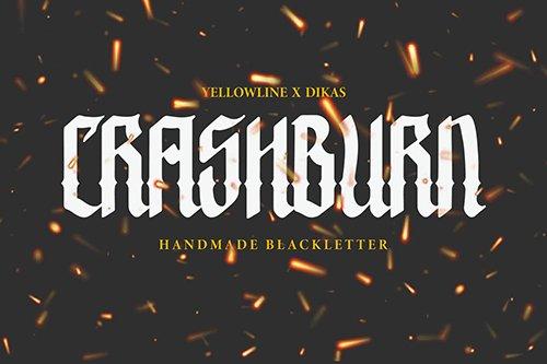 Cashburn Font