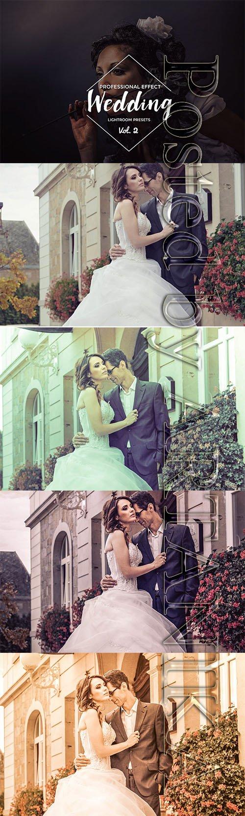 Wedding Lightroom Presets Vol. 2