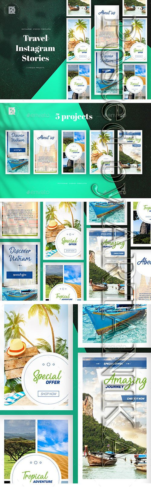 Travel Instagram Stories 23790606