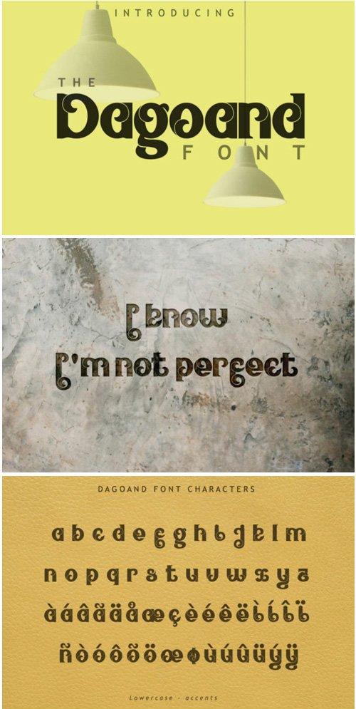 Dagoand Font