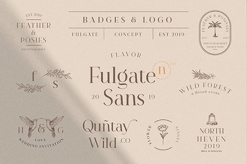 Fulgate Badges & Logo
