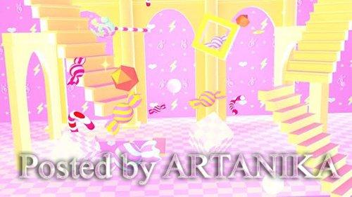 VH - Pink Stylish Architecture 24119067