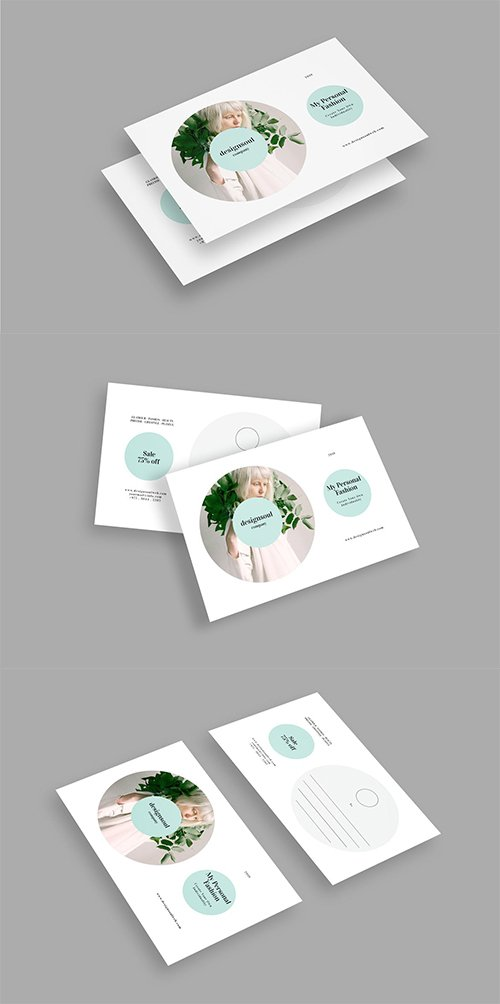 Postcard Templates Indd