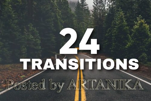 Panoramic Transitions Pack 203777