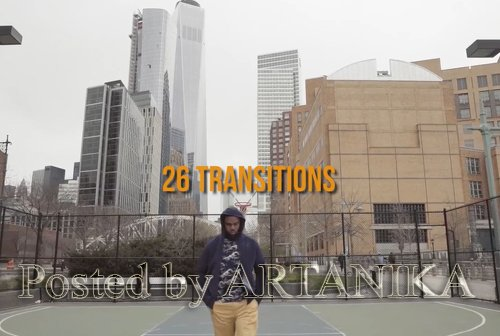 Ultimate Transitions Pack 193083