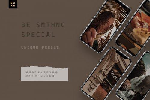 CreativeMarket - Brownie Me! Luxury Lightroom Preset 3957829