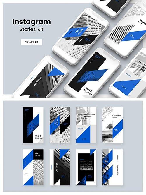 Instagram Stories Kit (Vol.25)