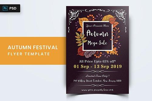 Autumn Festival Flyer-19