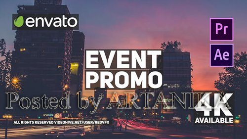 VH - Event Promo - Dynamic Slide 23100877