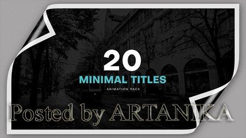 VH - Minimal Titles 22458996
