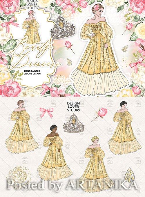 Beauty Princess design