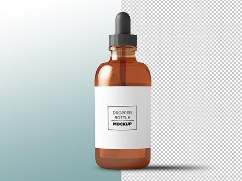 Dropper Bottle Mockup 240782269 PSDT