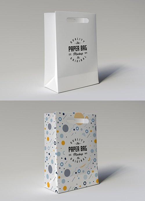 Paper Bag Mockup 241463298 PSDT