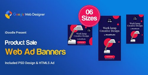 CodeCanyon - C70 - Product Sale Banners GWD & PSD - 23985068