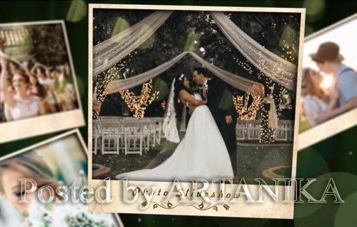 Romantic Wedding Slideshow 250724