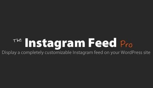 Instagram Feed Pro v5.1 - WordPress Plugin - NULLED