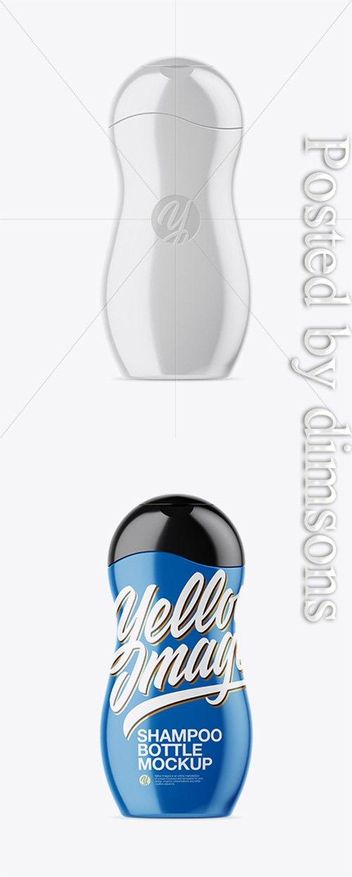 Glossy Shampoo Bottle Mockup 25283 TIF