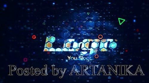 Digital Logo Reveal 213685