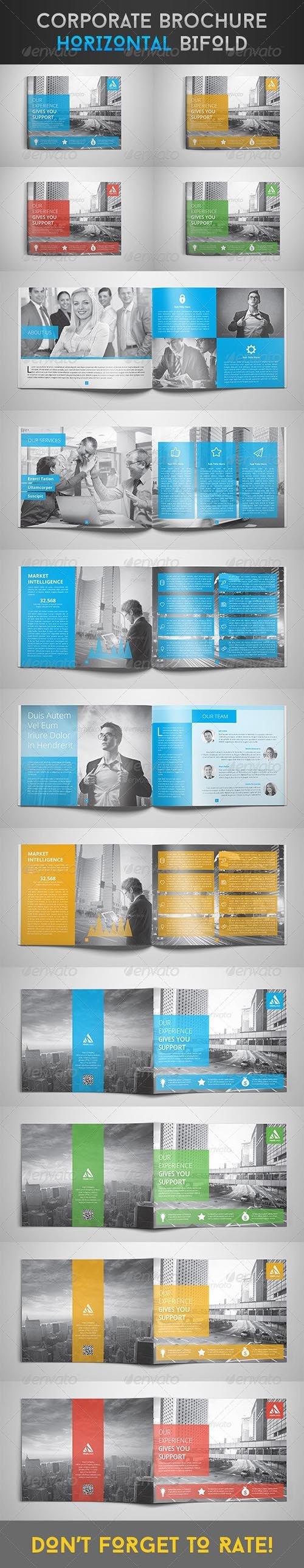 GR - Corporate Brochure - Horizontal Bi-Fold 8124753