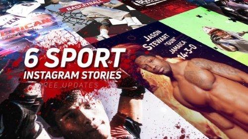 VH - Sport Instagram Stories Pack 23027755