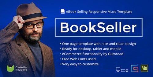 ThemeForest - BookSeller v2.0 - eBook Selling Responsive Template - 9114565