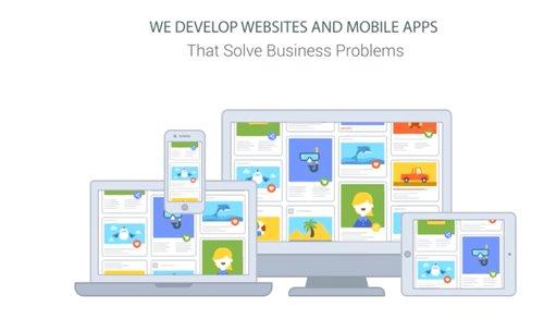 Web Development Company - Promo Video 15649464