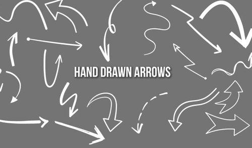 Hand Drawn Elements 200106