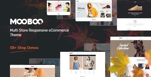 ThemeForest - MooBoo v1.0 - Fashion Prestashop Theme - 24497991