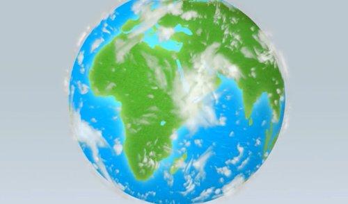 Earth Logo Reveal 24179947