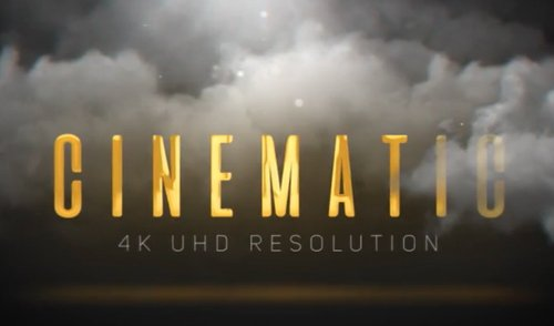 Neon Cinematic Logo Reveal 21556349
