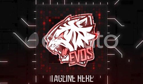 Logo Reveal Tech 24326836