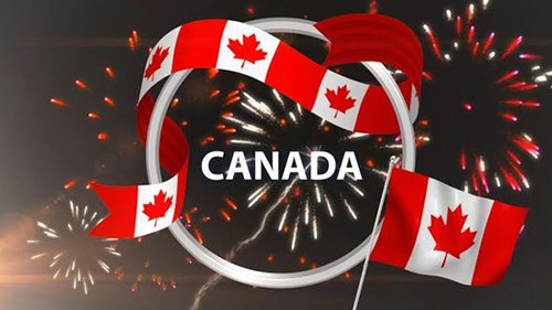 VH - Canada Flag (Independence Day Package) 24000205