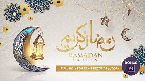VH - Ramadan Greeting Video Background 23792558