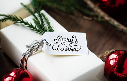 Christmas Present PSD Boxes 296416