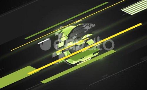 Logo Reveal Slice 24249764