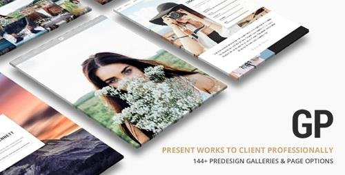 ThemeForest - Grand Photography v4.1 - WordPress Theme - 18556524 - NULLED